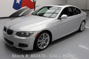2012 BMW 3-Series 335I COUPE SPORT HTD SEATS NAV SUNROOF Photo