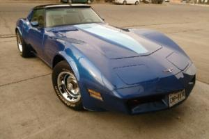 1980 Chevrolet Corvette Photo