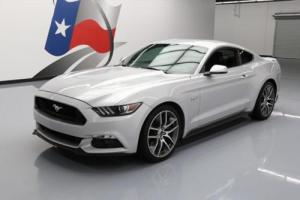 2015 Ford Mustang GT PREMIUM 5.0 AUTO LEATHER NAV