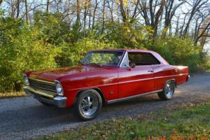 1966 Chevrolet Nova SPORT COUPE