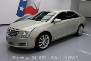 2015 Cadillac XTS LUX CLIMATE SEATS NAV REAR CAM