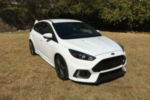 2016 Ford Focus RS1