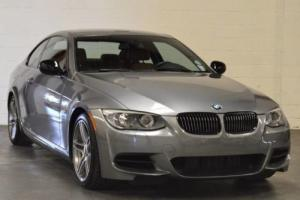 2011 BMW 3-Series 335is 6 Speed Manual Non Sunroof
