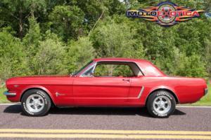 1965 Ford Mustang Mustang Hardtop