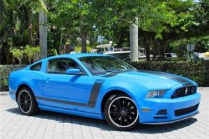2013 Ford Mustang Boss 302 Photo