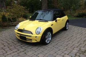 2005 Mini Cooper 2 Door coupe