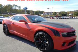 2013 Chevrolet Camaro 2013 Camaro 2SS RS 1LE 6 Speed Manual Inferno