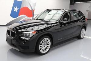 2014 BMW X1 SDRIVE28I PANO SUNROOF NAV REAR CAM