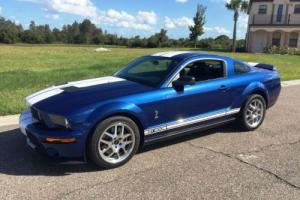 2007 Ford Mustang Shelby GT500 Mustang