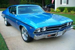 1969 Chevrolet Chevelle Super Sport 1970 1968 1967 1966 Photo