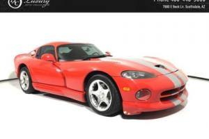 1997 Dodge Viper Chrome Wheels STRIPE Low Miles