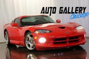 2001 Dodge Viper GTS Photo