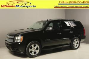 2009 Chevrolet Tahoe 2009 LTZ NAV DVD SUNROOF LEATHER BLIND RCAM 7PASS