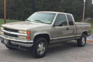 1999 Chevrolet C/K Pickup 1500