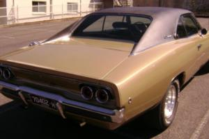 1968 Dodge Charger, 383 4 speed, excellent condition