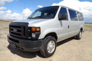 2010 Ford E-Series Van XL XLT E150