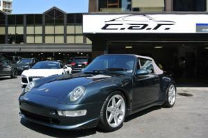 1995 Porsche 911 993 C2 Convertible
