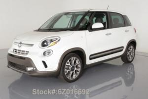 2014 Fiat 500 L TREKKING TURBO 6-SPD NAV REAR CAM