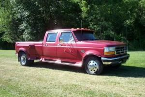 1997 Ford F-350 Eclipse