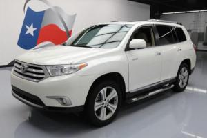 2013 Toyota Highlander LTD HTD SEATS SUNROOF NAV