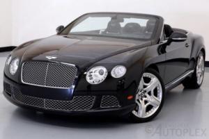 2012 Bentley Continental GT V12 Convertible