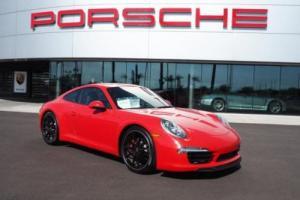 2014 Porsche 911 2dr Cpe Carrera S