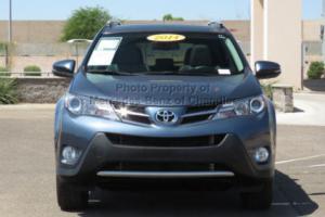 2014 Toyota RAV4 4WD 4dr Limited