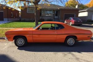 1970 Plymouth Duster 2 DOOR SPORTS COUPE | eBay Photo