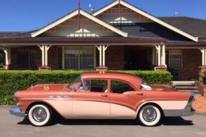 1957 BUICK SPECIAL SEDAN. LOW MILEAGE . FAMILY KEPT CAR X MUSEUM DISPLAY.