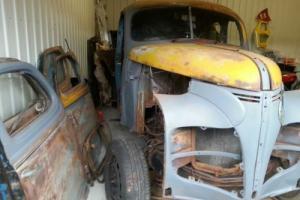 1940 Desoto SP9 TJR
