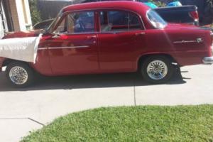 FE Holden 1957