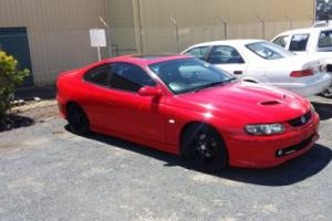 holden monaro cv8 swap/trade