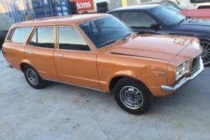 Mazda Rx3 Wagon Genuine Rare USA Model 2 Owner 12A Manual Original Paint/trim