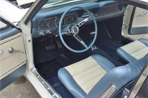 1966 Mustang V8 289 C-code