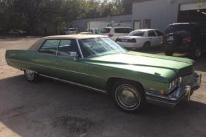 1973 Cadillac Eldorado Photo