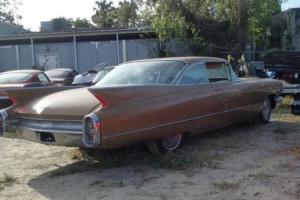 1960 Cadillac DeVille Coupe de Ville