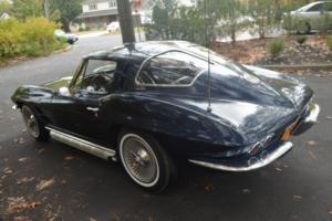 1963 Chevrolet Corvette STING RAY COUPE