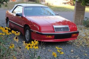 1989 Chrysler LeBaron Photo