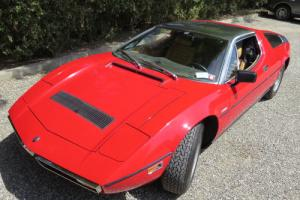 1977 Maserati Other Bora