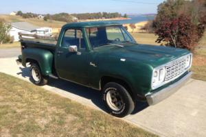 1977 Dodge Other Pickups Warlock