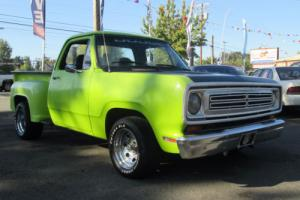 1972 Dodge Other Pickups Stepside