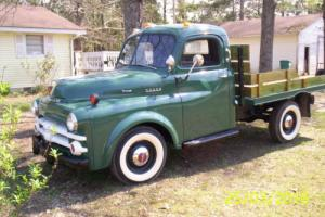 1952 Dodge Other Pickups Photo