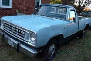1975 Dodge Other Pickups Photo