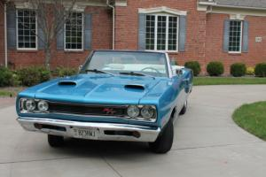 1969 Dodge Coronet RT Convertible Photo