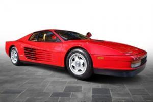 1986 Ferrari Testarossa Photo