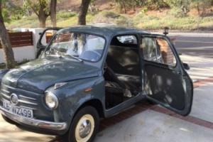 1956 Fiat Other 600