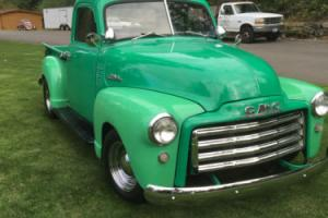 1952 GMC Other shortbed truck 3100