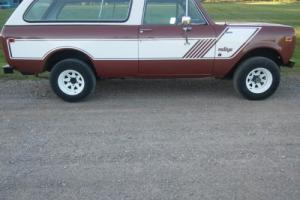 1980 Other Makes Scout