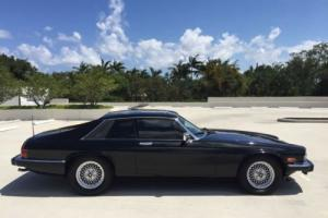 1989 Jaguar XJS V12 Coupe Photo