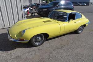 Jaguar: E-Type Photo
